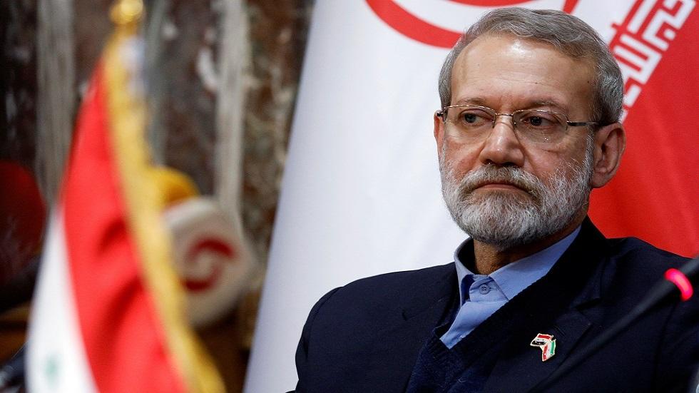 لاريجاني: نريد لبنان حرا مستقلا