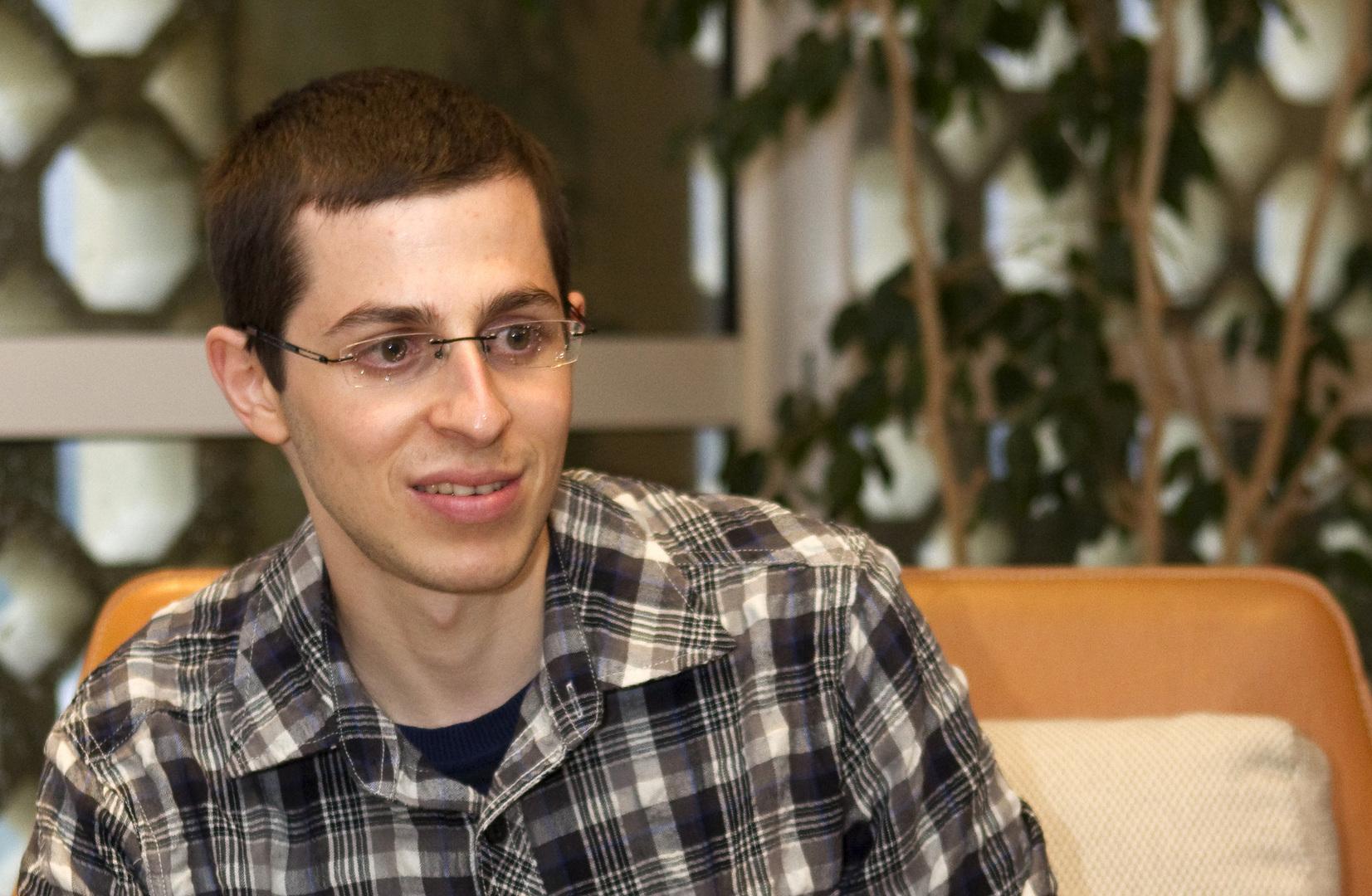اهتمام غزاوي بزواج جلعاد شاليط للمرة الثالثة منذ إطلاق سراحه!