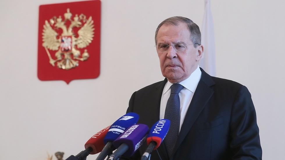 لافروف يؤكد وجود تواصل وتفاهم بين العسكريين الروس والأتراك في إدلب