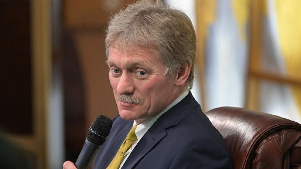 الكرملين: ماكرون يؤيد تطوير الحوار الروسي الفرنسي والروسي الأوروبي