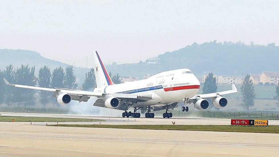 رئيس كوريا الجنوبية يرسل طائرته لإجلاء مواطنيه من سفينة موبوءة بـ