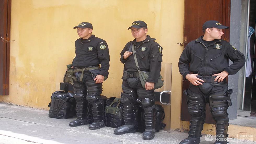 7 قتلى و11 جريحا بانفجار شاحنة في كولومبيا