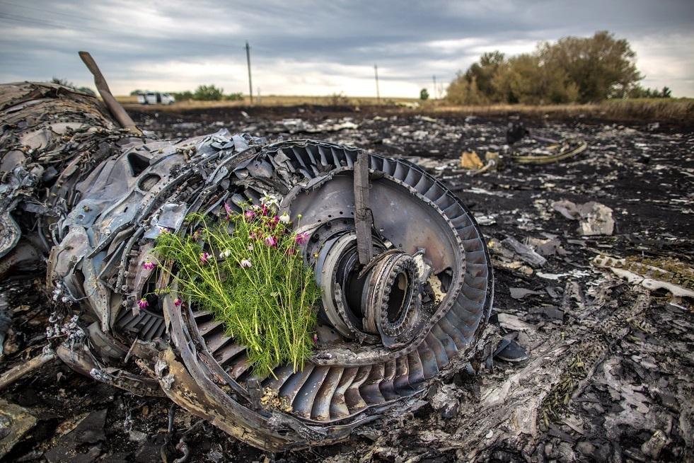 صحفي هولندي ينشر وثائق استخباراتية حول تحطم الطائرة MH17
