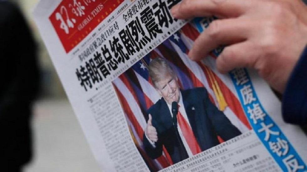 أمريكا تستهدف وسائل الإعلام الصينية الحكومية وتقرر معاملتها كـ
