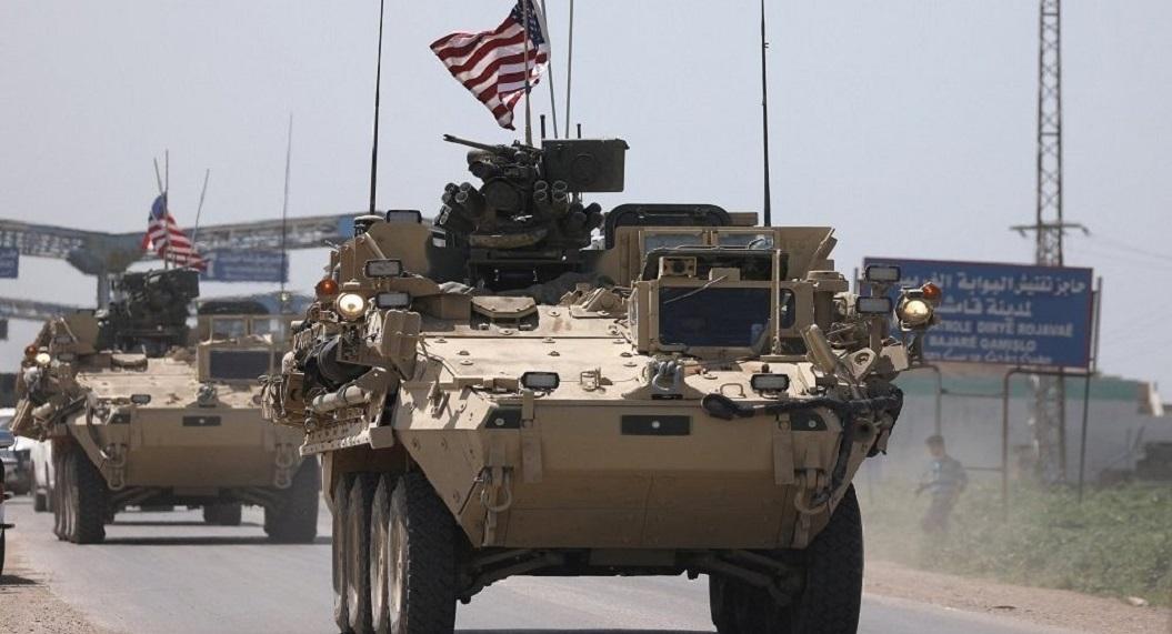 القوات الأمريكية في محافظة الحسكة السورية