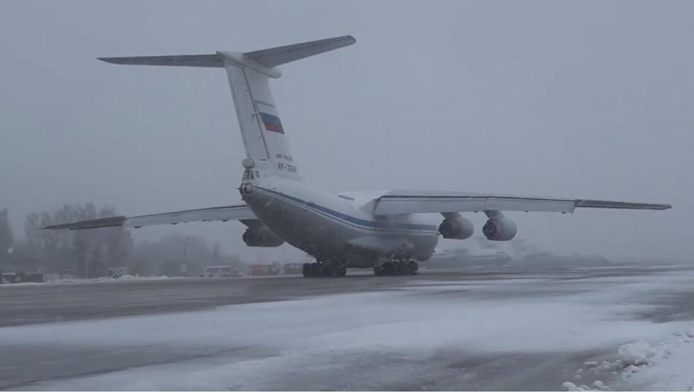 طائرة النقل العسكري