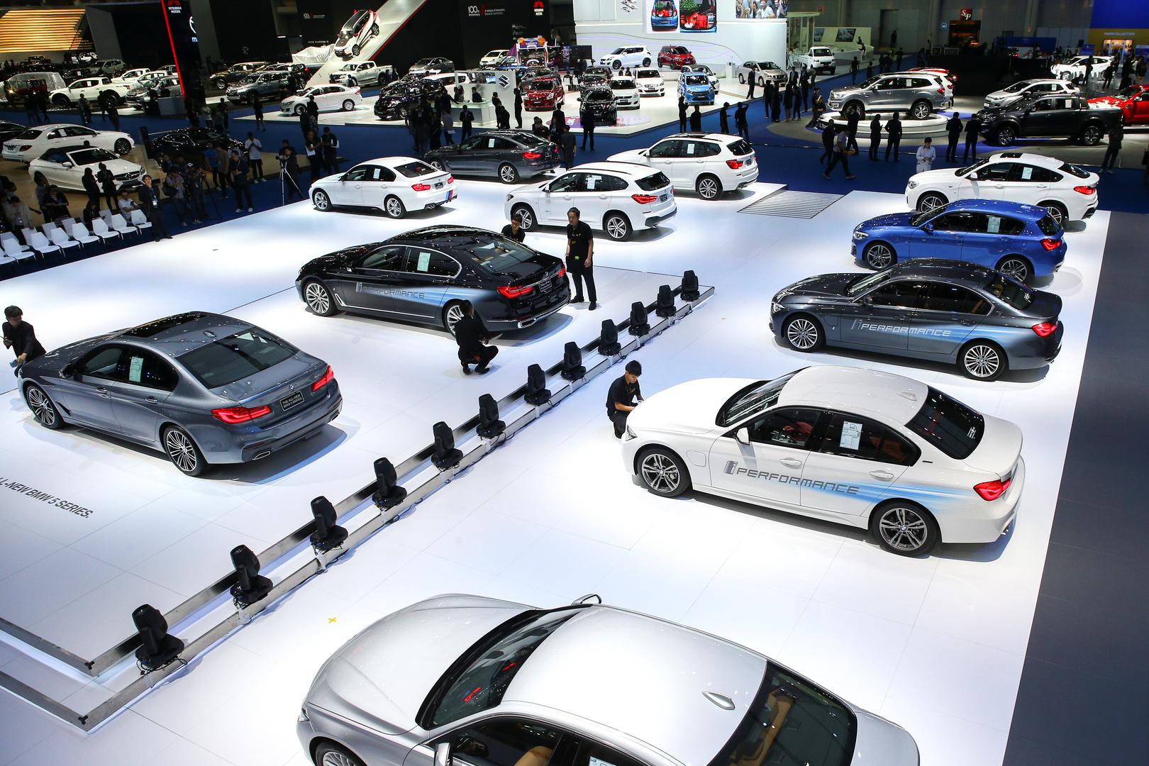 معرض بانكوك الدولي للسيارات