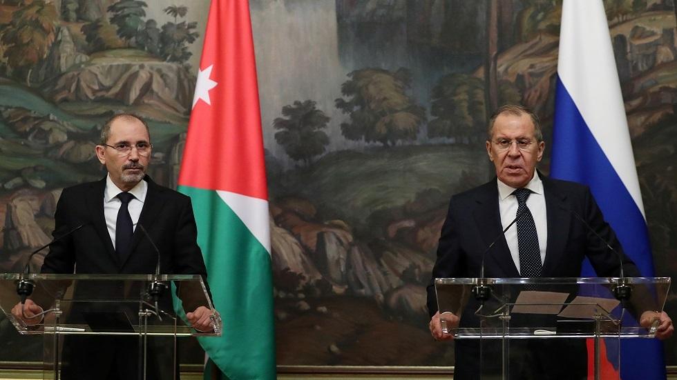 لافروف: ندعم المبادرة الأردنية لتنفيذ بعض مشاريع الإعمار في جنوب سوريا