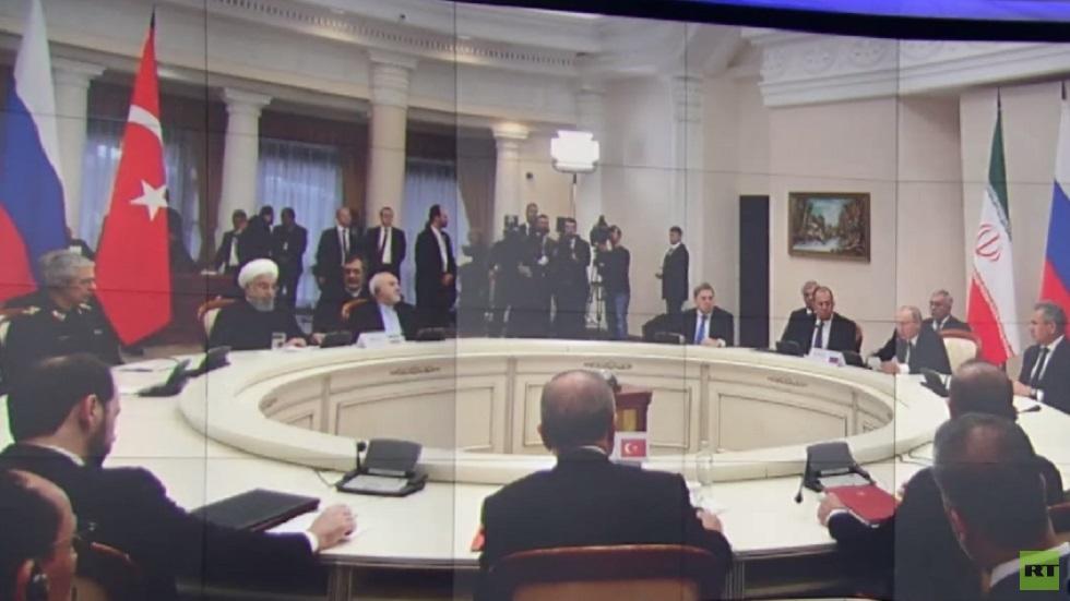 موسكو تطالب بتنفيذ اتفاقيات سوتشي بإدلب