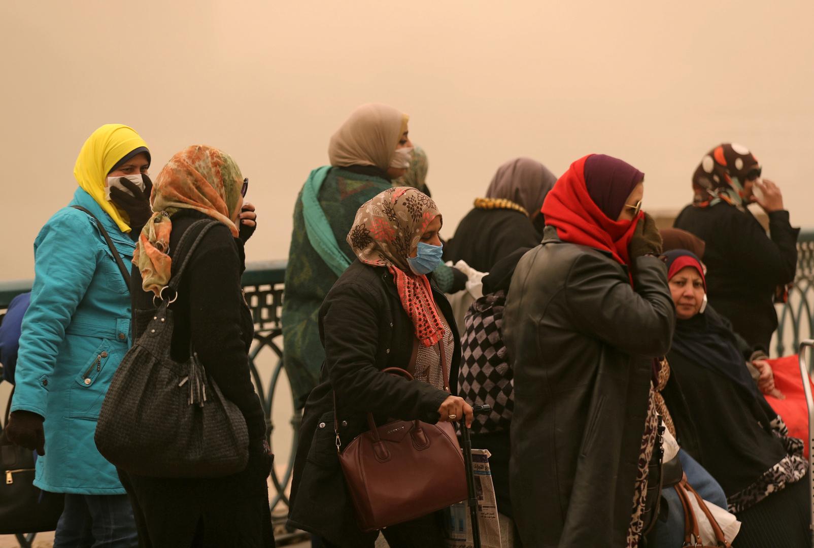 الطقس في مصر