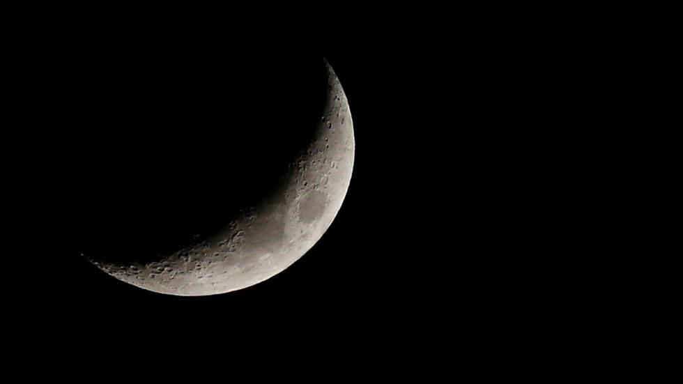 هلال شهر رمضان - أرشيف