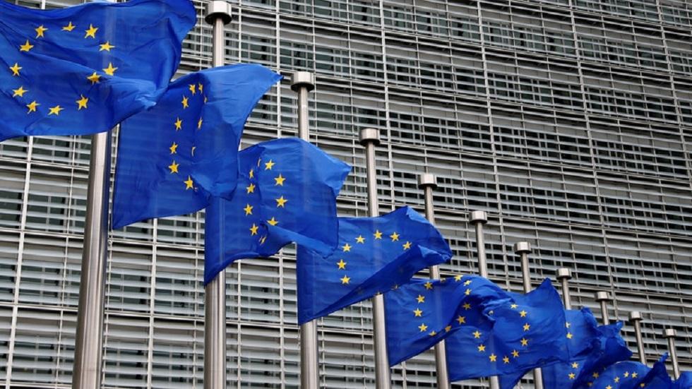 مقر الاتحاد الأوروبي  في بروكسل- أرشيف