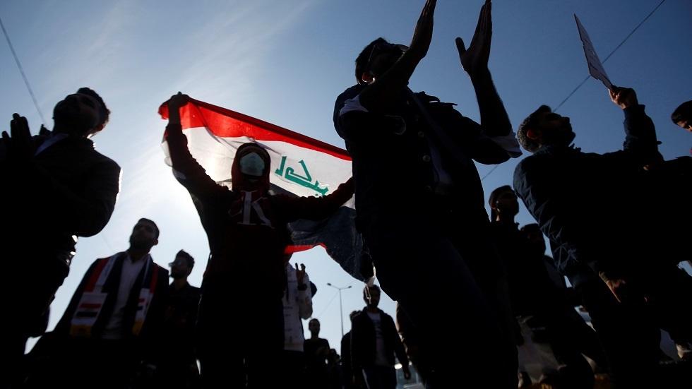 الاحتجاجات في العراق
