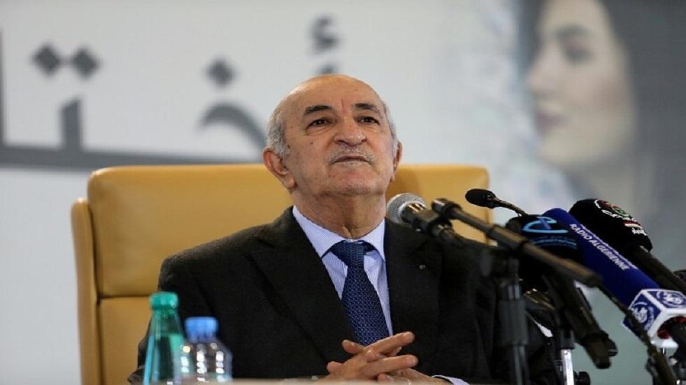 الرئيس الجزائري يعلن تاريخ بدء الحراك