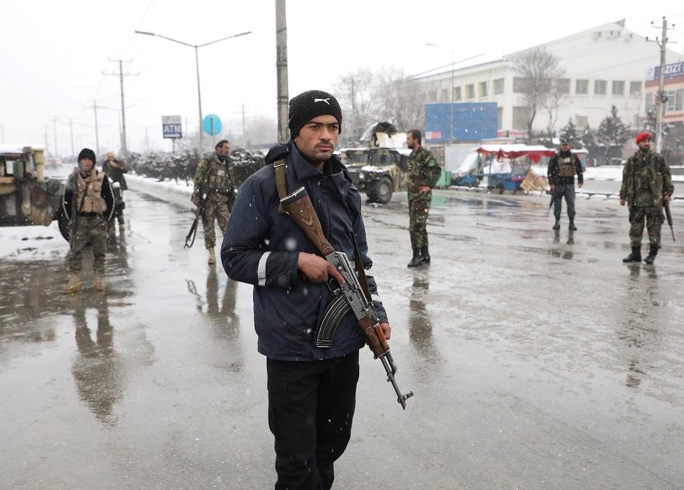 المبعوث الأمريكي يبحث اتفاق طالبان مع الرئيس الأفغاني