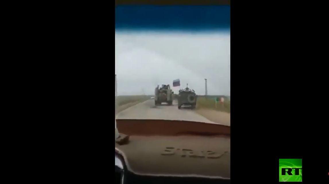 جنرال روسي عن حادث بين مدرعتين روسية وأمريكية في سوريا: الاستفزازات ستستمر