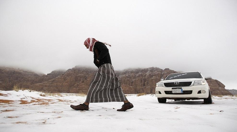 مسؤول: السعودية على موعد مع انخفاض كبير في درجات الحرارة