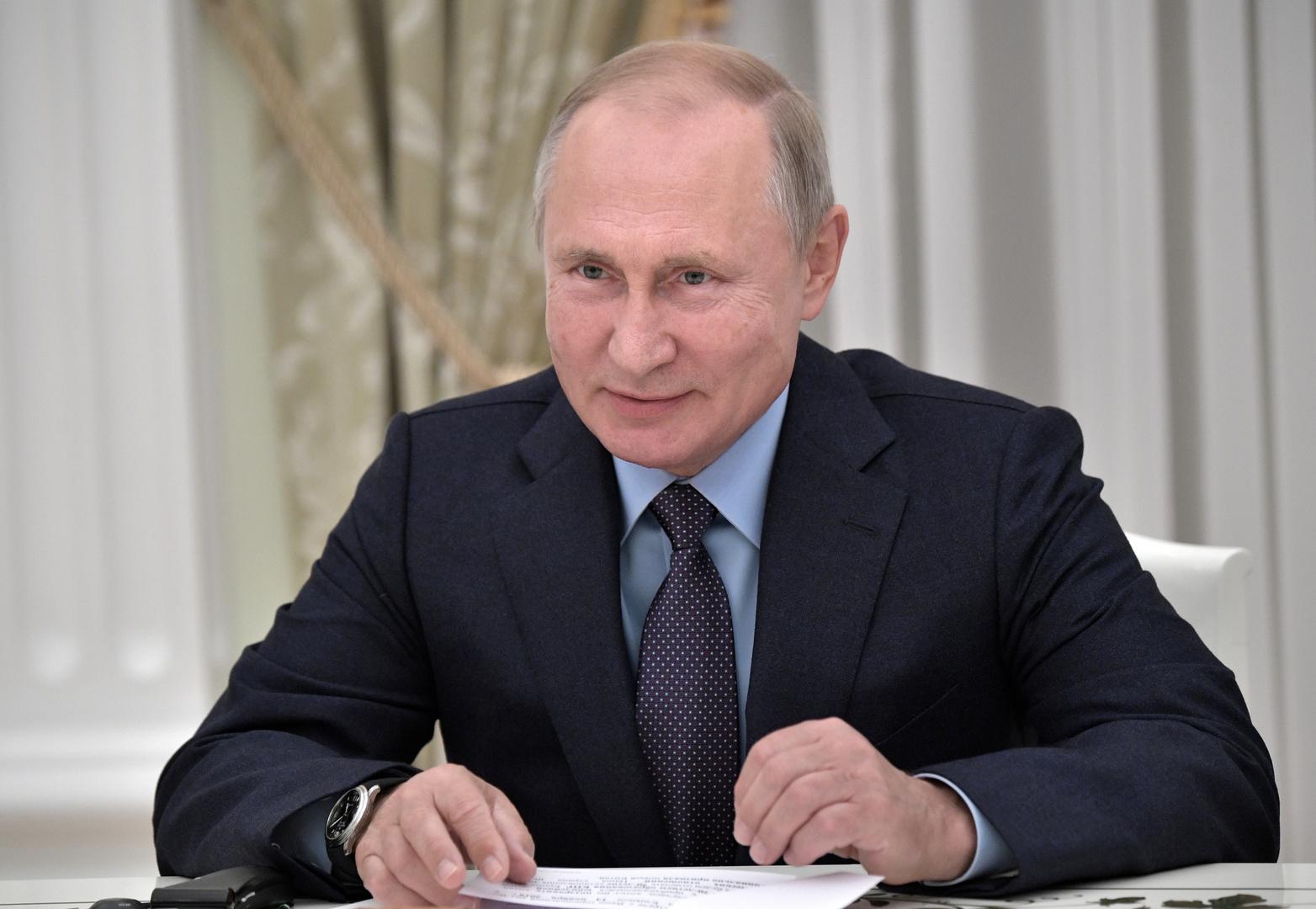 بوتين يطرح أهم أولويات الأمن الفدرالي الروسي للعام الجاري