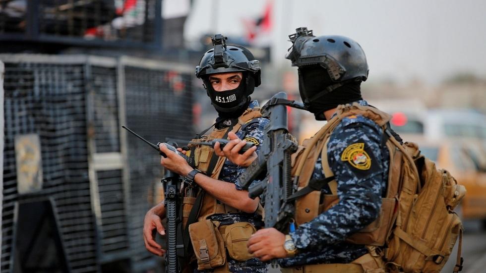 شرطة بغداد تلقي القبض على قاتل سوري الجنسية