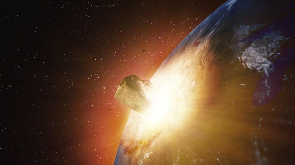خارطة لتحويل مسار كويكب يقترب من الأرض