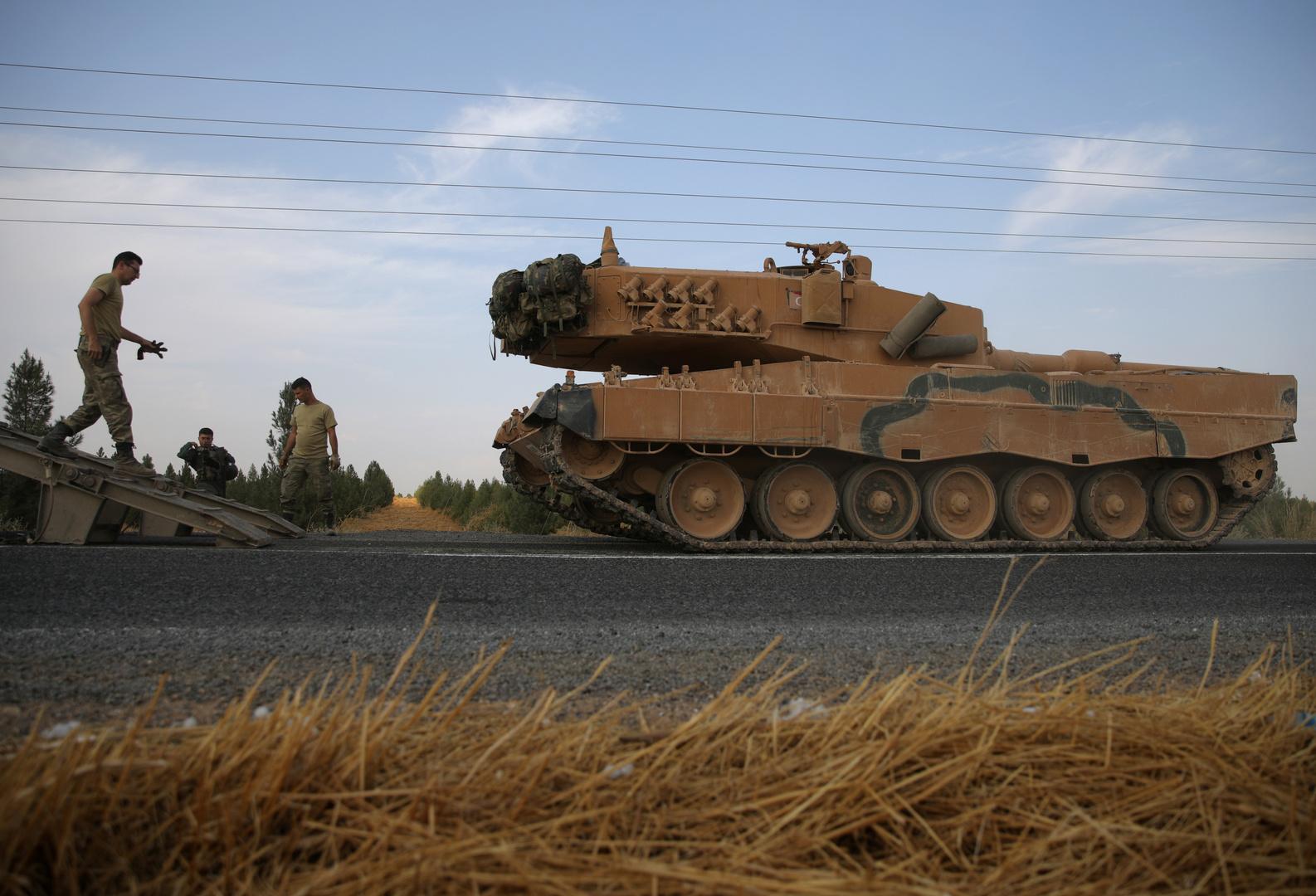 ما الذي يفصل أنقرة عن الحرب مع دمشق
