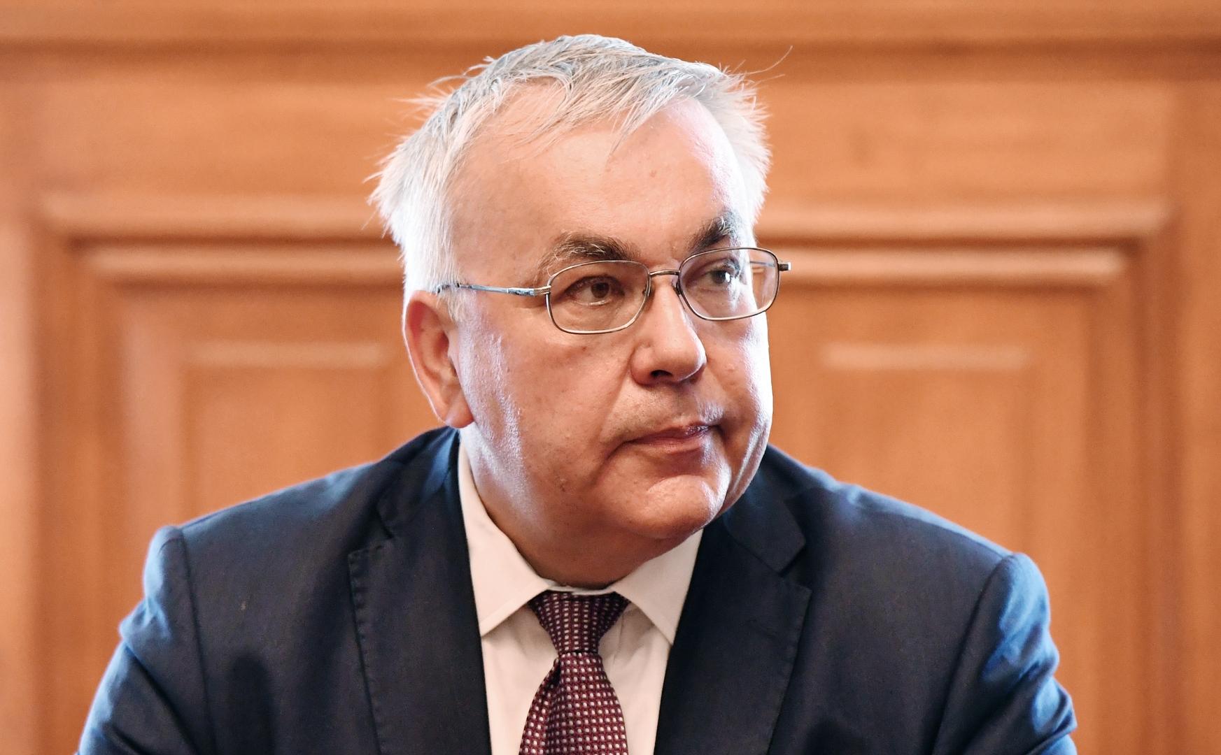 نائب وزير الخارجية الروسي يبحث مع السفير الإيراني الوضع حول سوريا