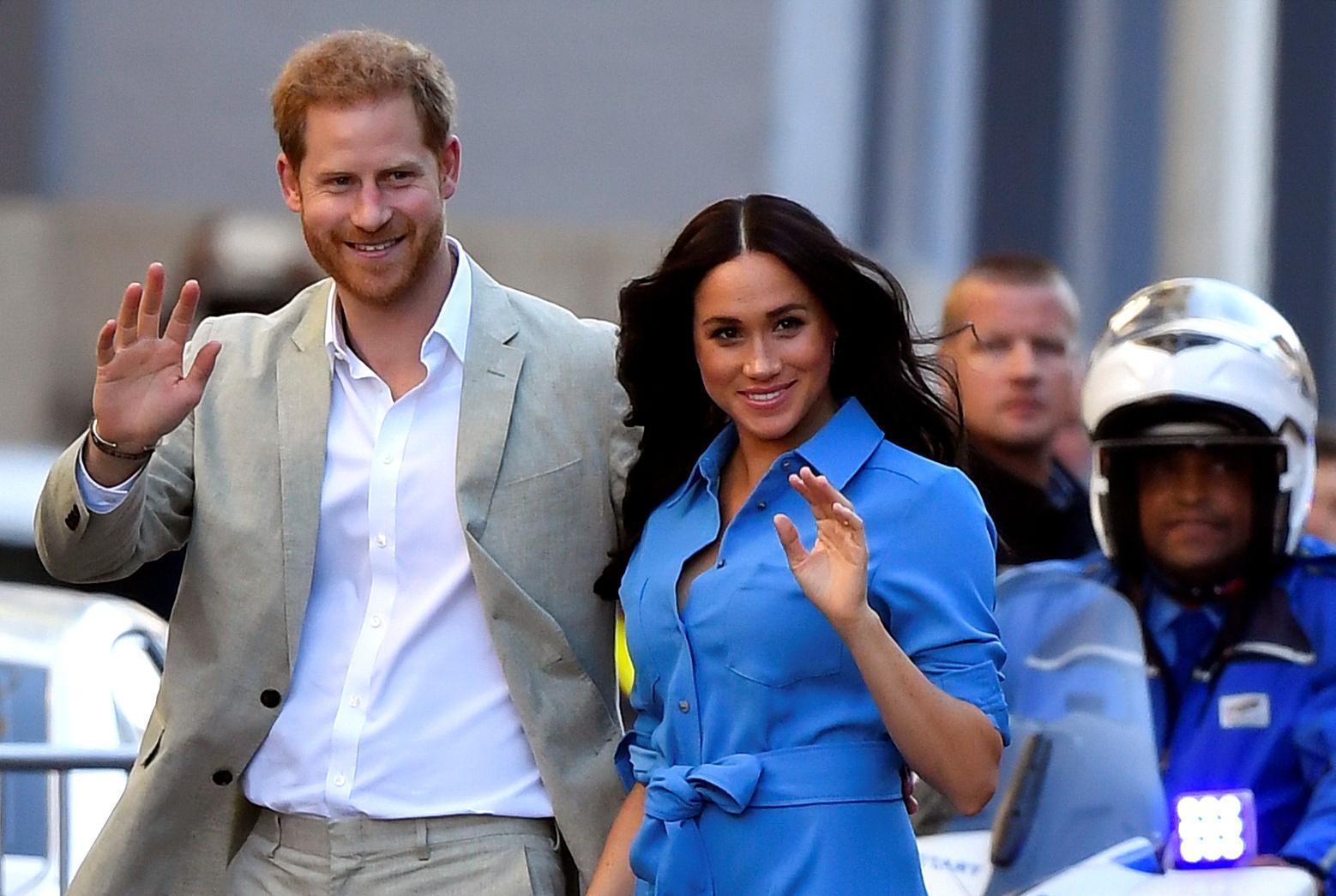 حرمان الأمير هاري وزوجته ماركل من استخدام كلمة