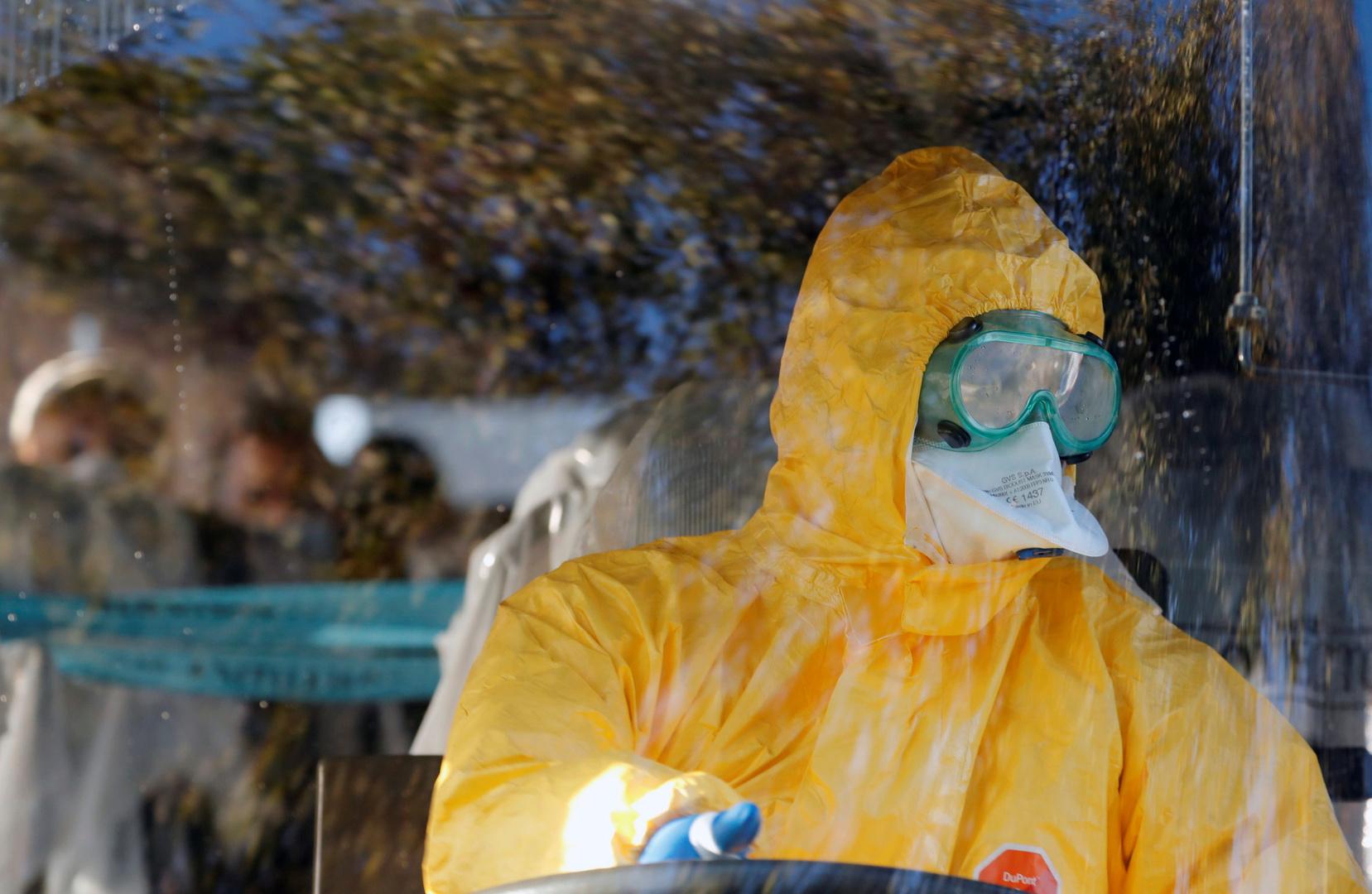 الصحة العالمية: قلقون من تسجيل إصابات بفيروس كورونا لأشخاص لم يسافروا إلى الصين ولم يختلطوا بمرضى