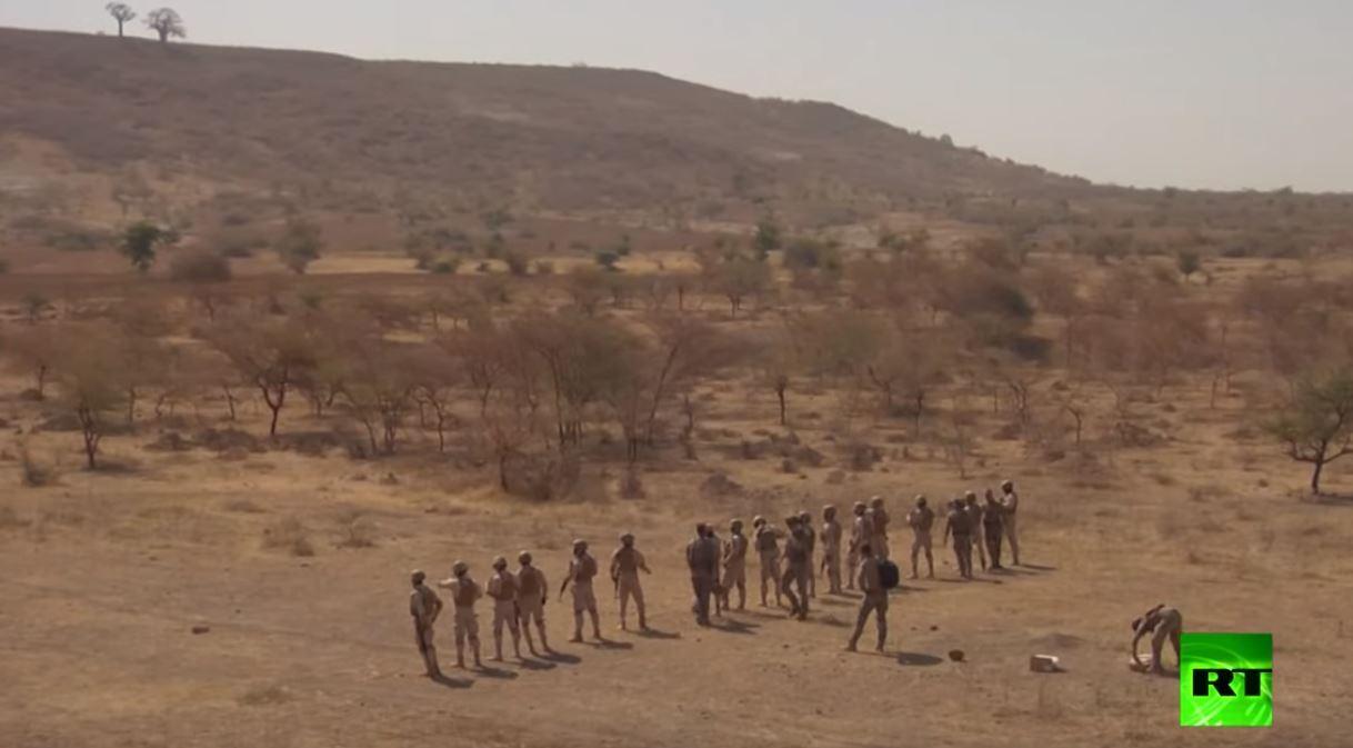 الولايات المتحدة تطلق مناورات عسكرية بمشاركة 34 دولة إفريقية