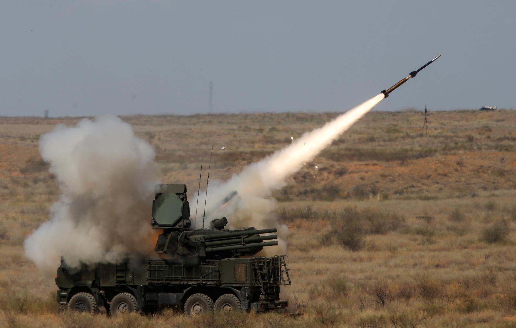 وصول أول شحنة من الأنظمة الصاروخية الروسية