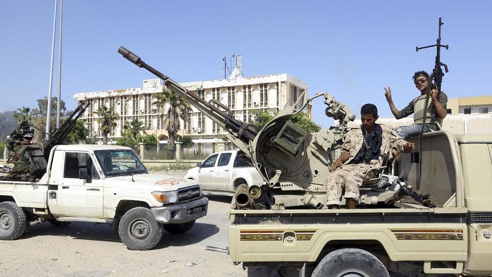 حكومة الوفاق الليبية: مستعدون لاستضافة قاعدة عسكرية أمريكية
