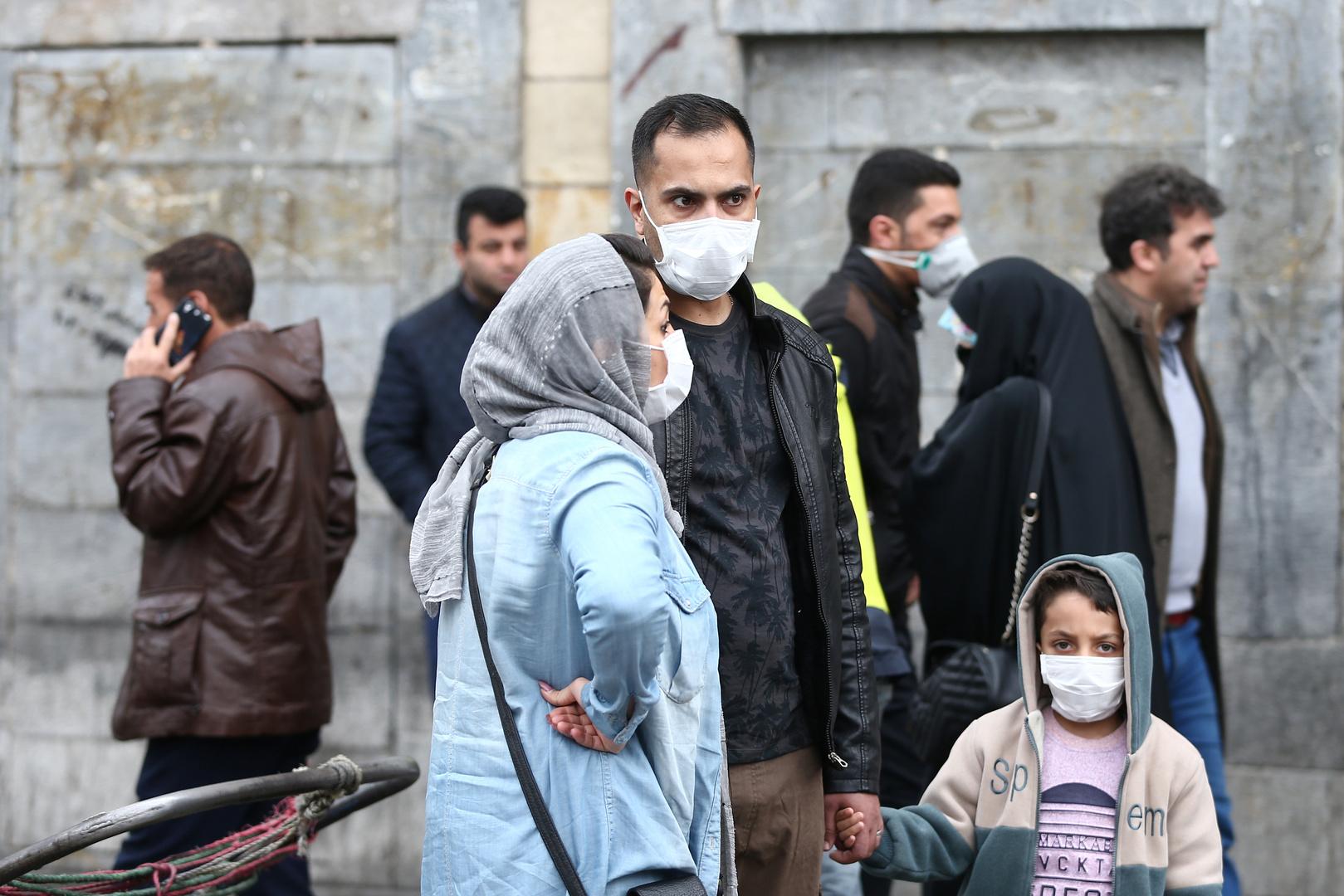 مصير طهران قد يشبه مصير ووهان الصينية في حال ارتفاع عدد المصابين فيها بـ