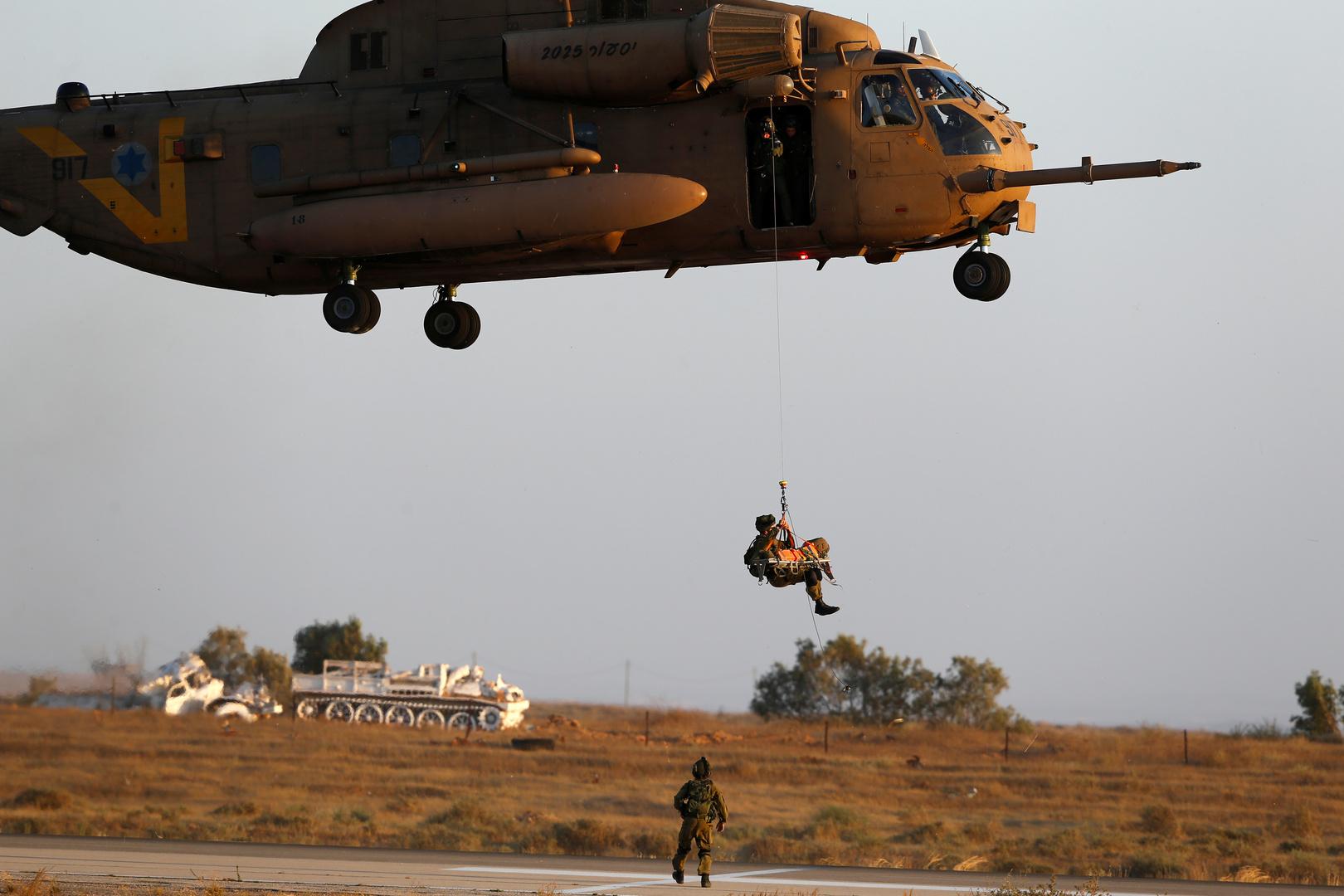 قاعدة عسكرية إسرائيلية، صورة تعبيرية من الأرشيف