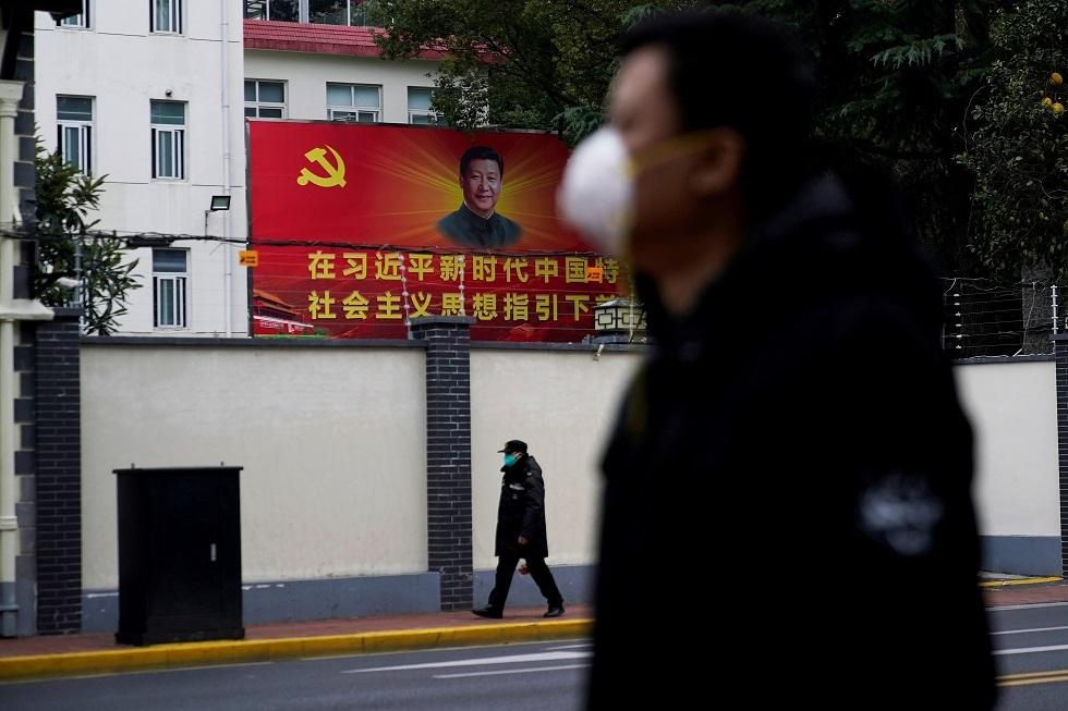 """الرئيس الصيني: فيروس """"كورونا"""" أخطر حالة طوارئ صحية في بلدنا منذ العام 1949"""