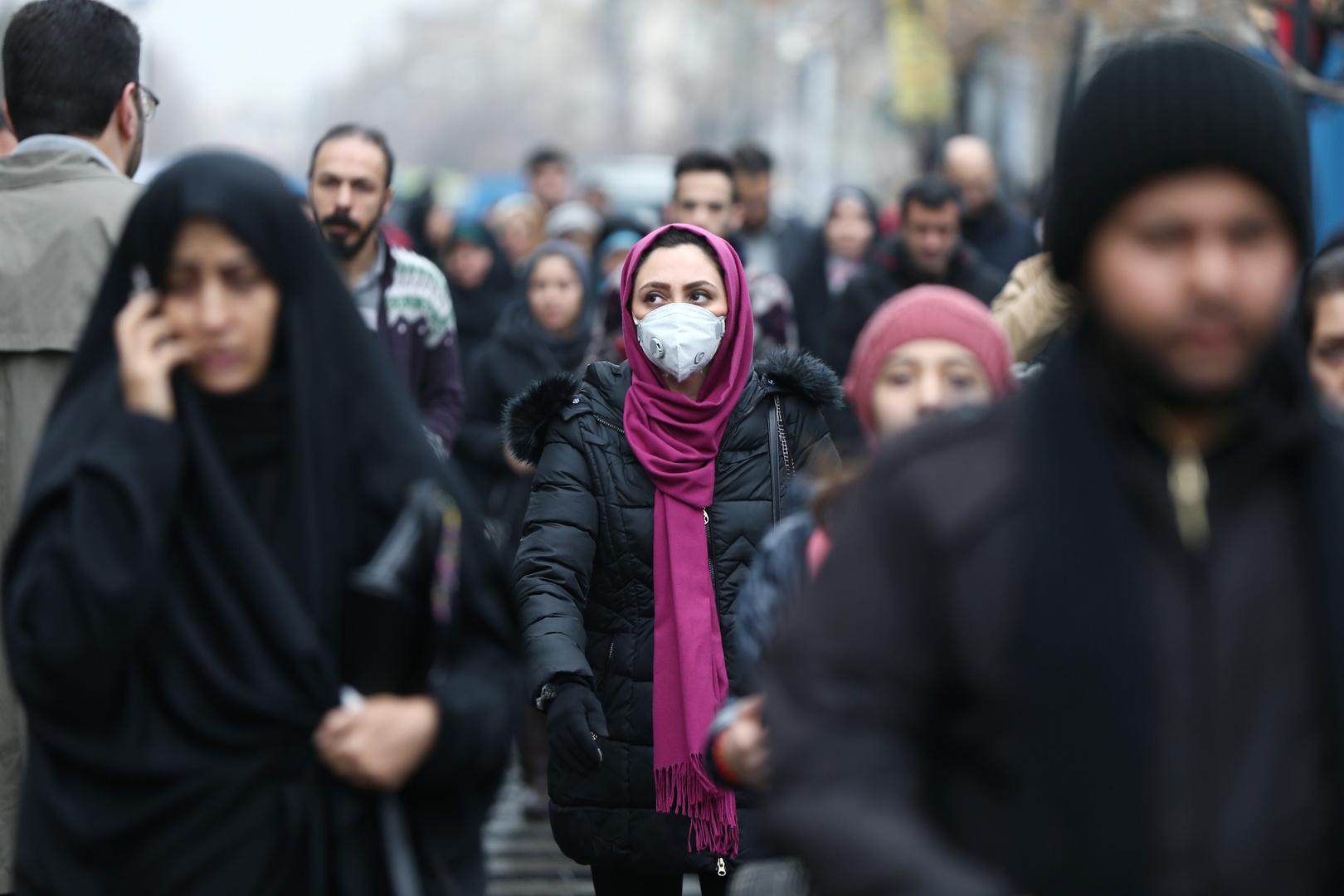 إيران تكشف عن مصدر انتشار