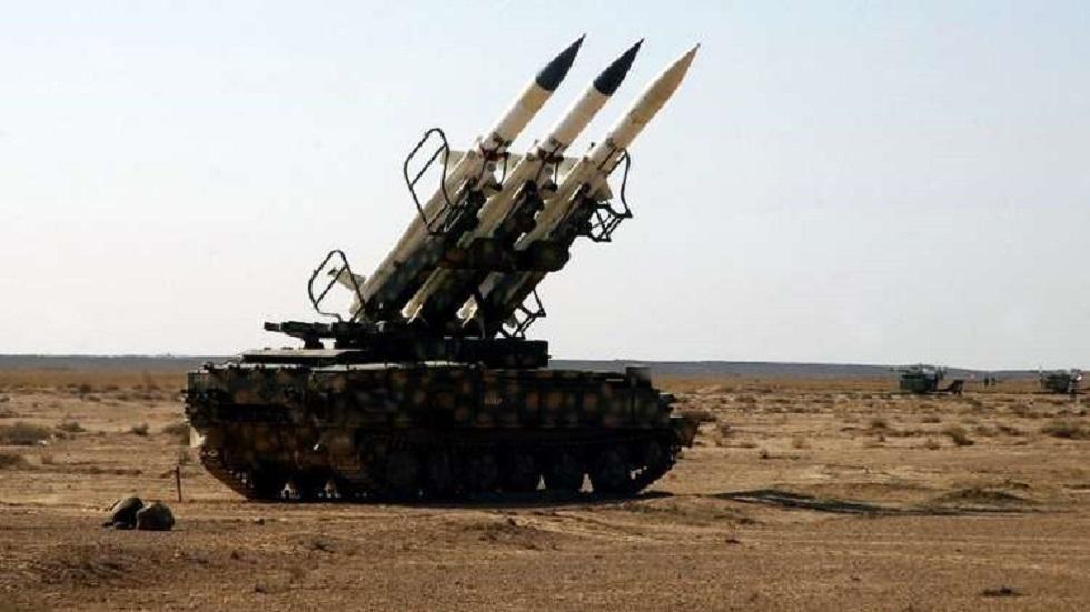 دفاعات الجيش السوري