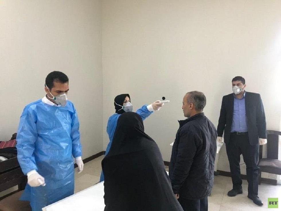 وزير الصحة الإيراني: تم تسجيل 12 حالة وفاة و47 حالة إصابة بفيروس