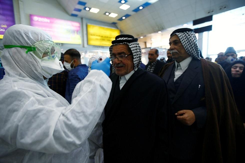 العراق يغلق معبرا حدوديا مع الكويت وسط مخاوف من انتشار فيروس