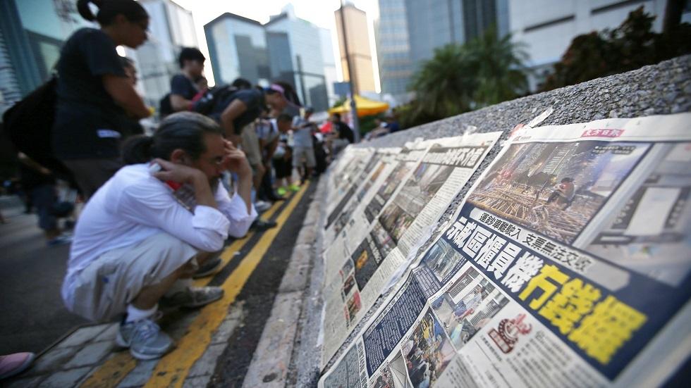 الصين تطرد صحفيين أمريكيين بسبب مقالة اعتبرتها بكين