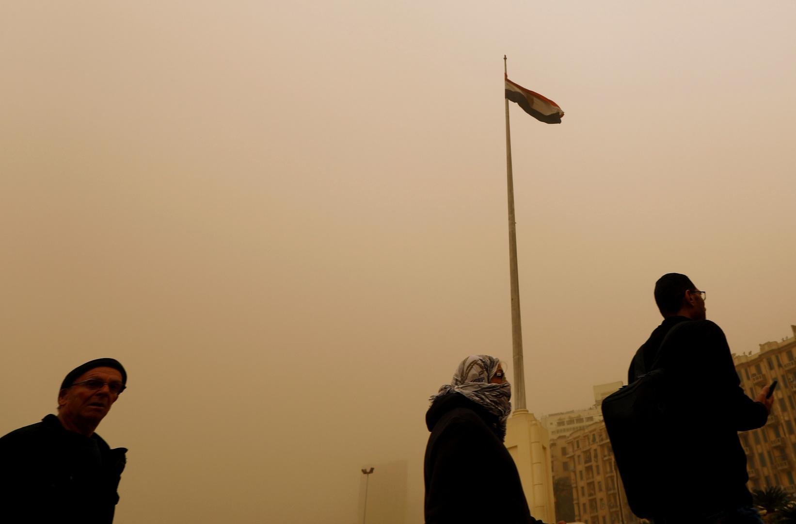 مصر.. السلطات تحذر من اضطرابات جوية شديدة -