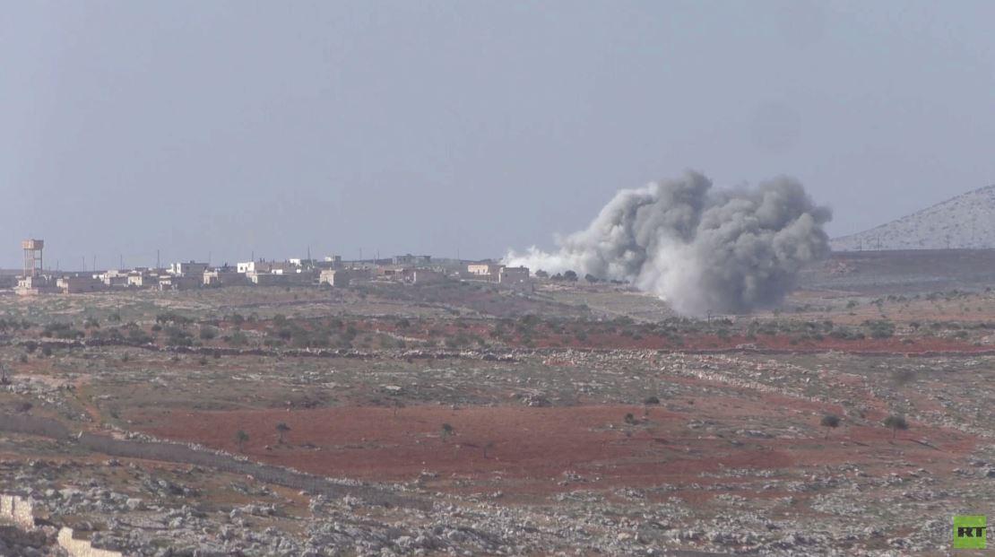 خطل الرهان على مواجهة روسية تركية في إدلب!