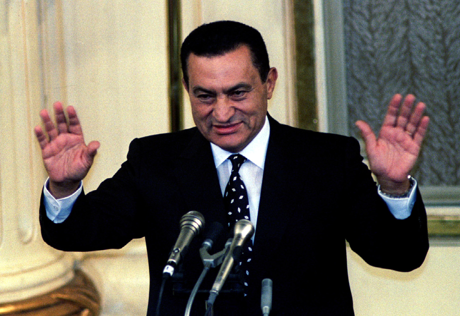 الرئيس المصري الراحل