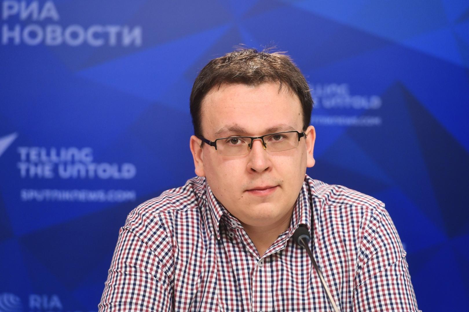 الخبير الروسي في شؤون الشرق الأوسط، غريغوري لوكيانوف