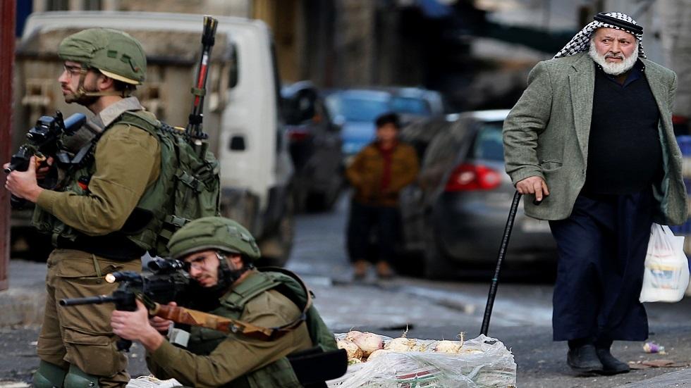 مدينة الخليل الفلسطينية - أرشيف
