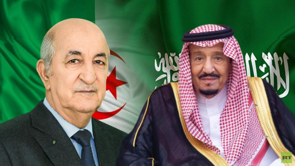 الرئيس الجزائري يصل إلى السعودية في زيارة رسمية