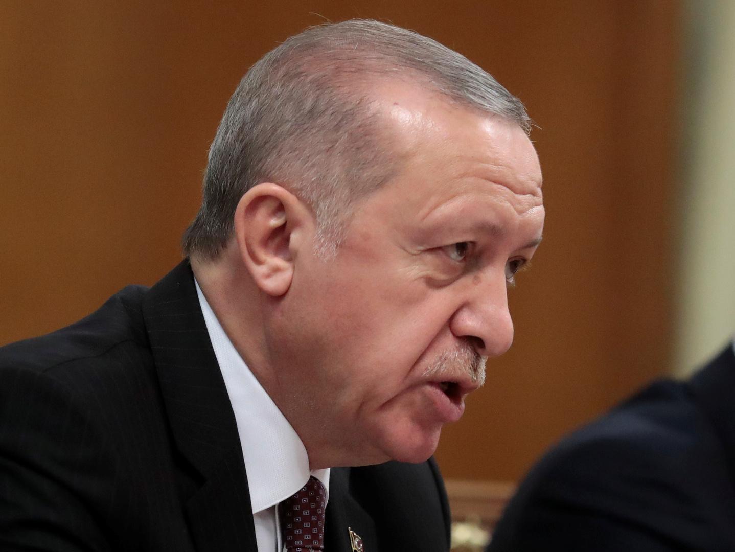 أردوغان دفع المقاتلين إلى الذبح في النيرب