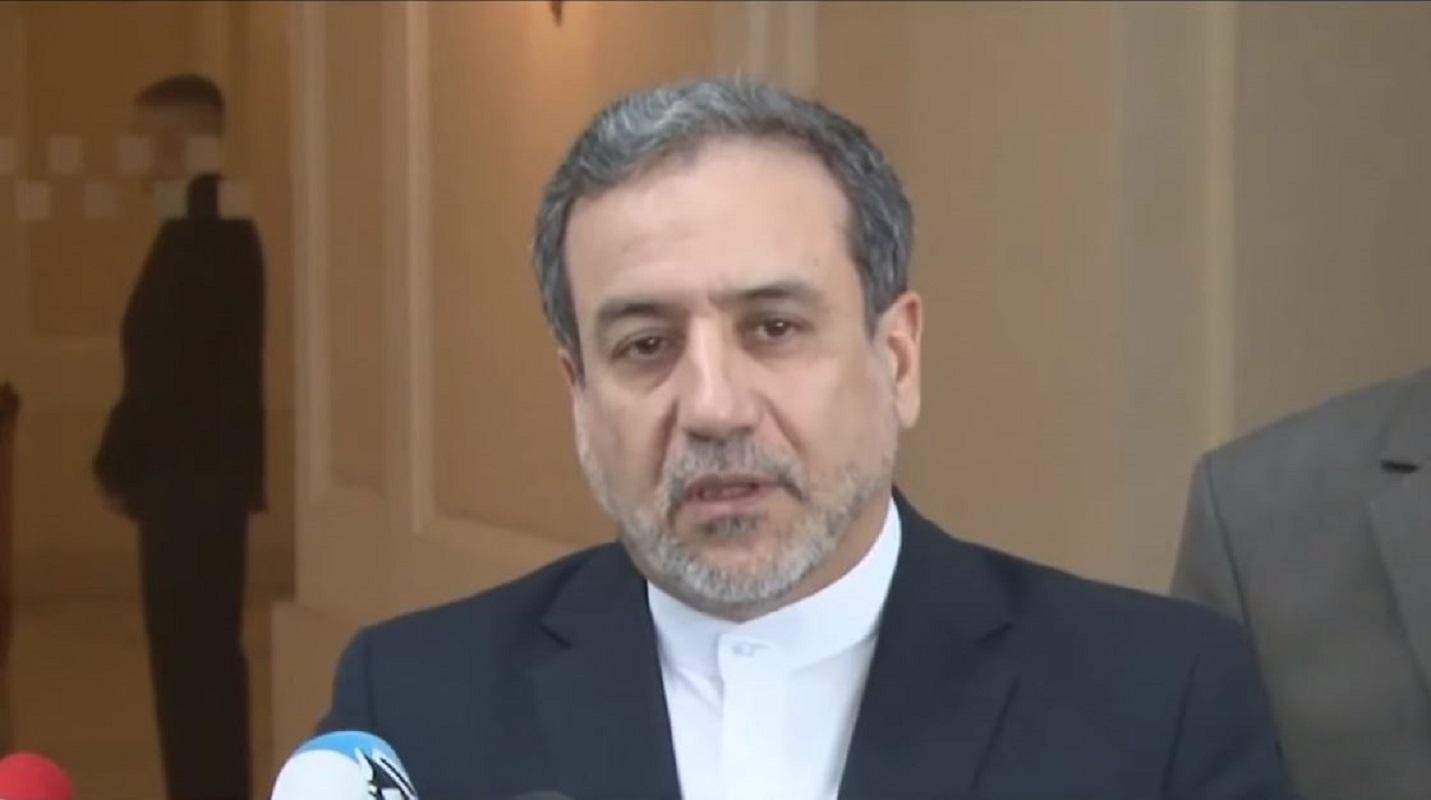 نائب وزير الخارجية الإيراني، عباس عراقجي