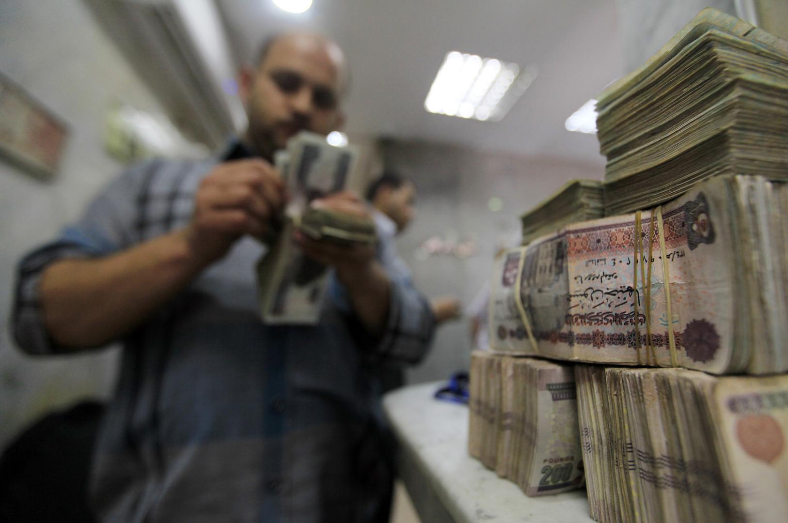 ارتفاع سعر صرف الدولار أمام الجنيه المصري