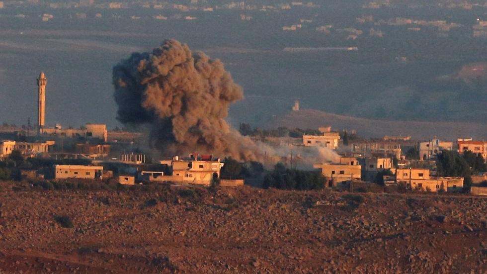 منطقة الجولان السوري - أرشيف