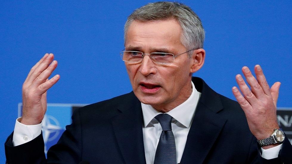 الناتو يدعو دمشق وموسكو لـ